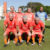 Equipe Gemarge Contabilidade campeã do Campeonato de Futebol Máster. Foto: Marcela Campos.